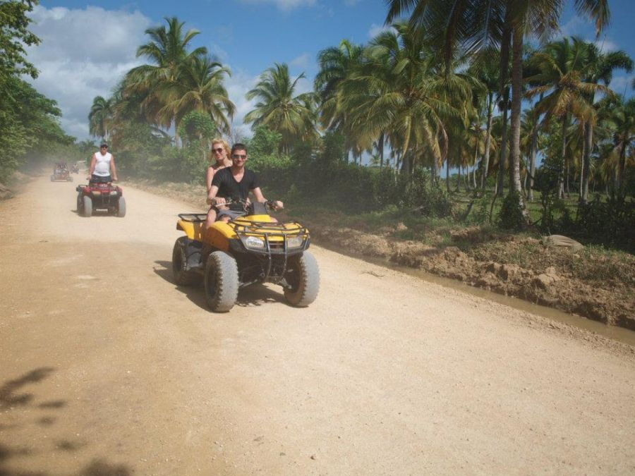 atv excursiones punta cana iway sys excursions moto quads atv