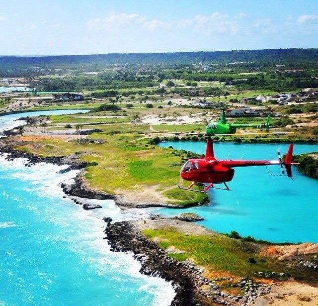 transfers punta cana dominican republic traslados agencias seguros covid helicoptero
