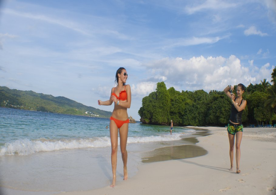 Iwaysys Excursions Punta Cana - Reef Tour Samana Cayo Levantado (Bacardi Island)