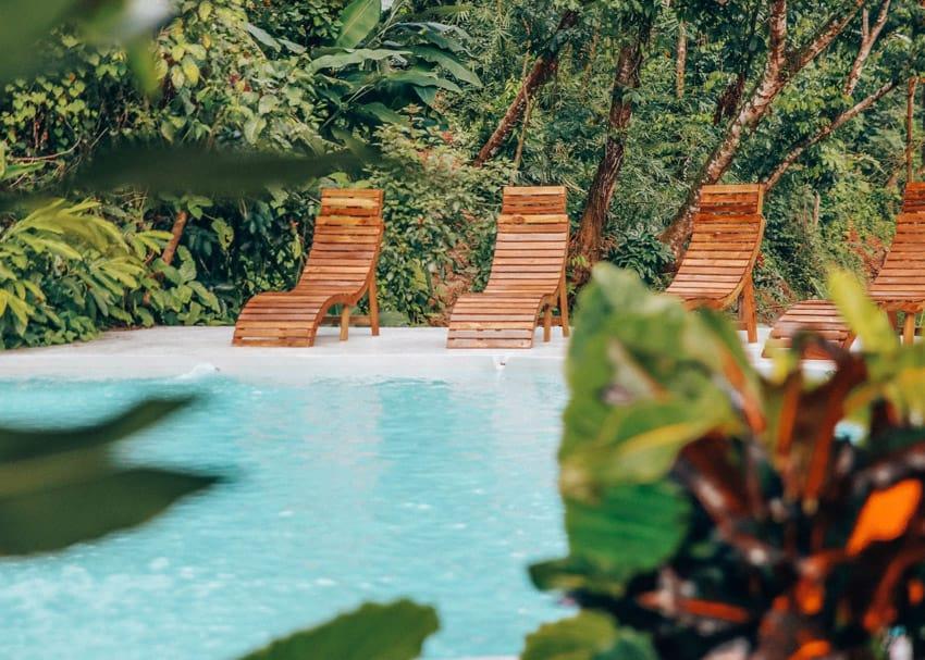 ecolodges republica domincana samana iway sys hotel ecologico especial treehouse bongalows piscina