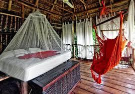 ecolodges republica domincana samana iway sys hotel ecologico especial treehouse bongalows habitaciones