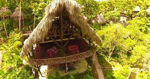 ecolodges republica domincana samana iway sys hotel ecologico especial treehouse bongalows